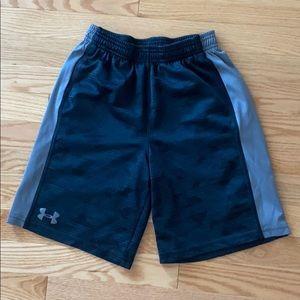 Under Armour Boys Shorts SZ YMD